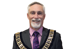 Mayor - Paul Harmon