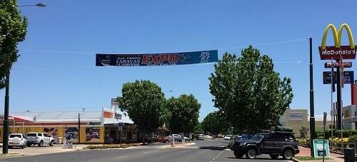 Byron Street Banner