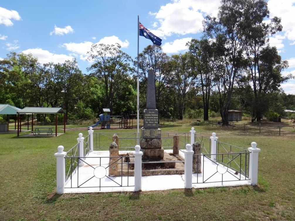 Gilgai War Memorial