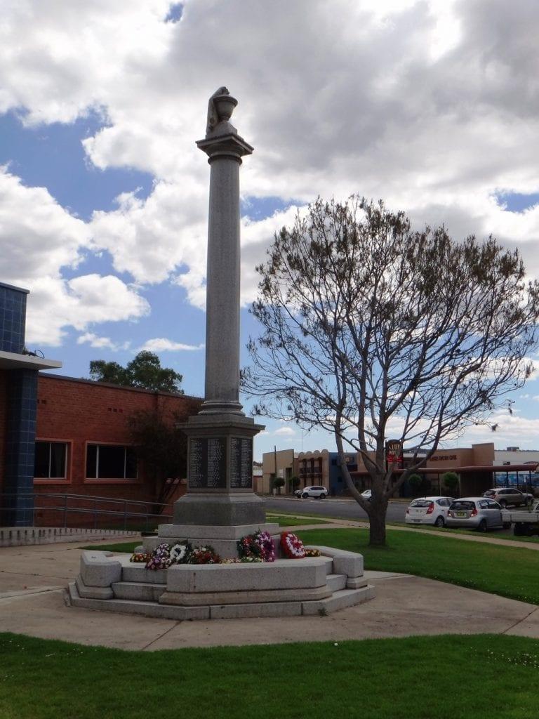 Inverell War Memorial