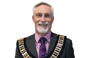 Councillor - Mayor - Paul Harmon