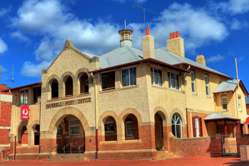 Inverell Post Office