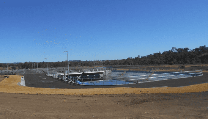 Inverell Sewerage Treatment Plant Rehabilitation
