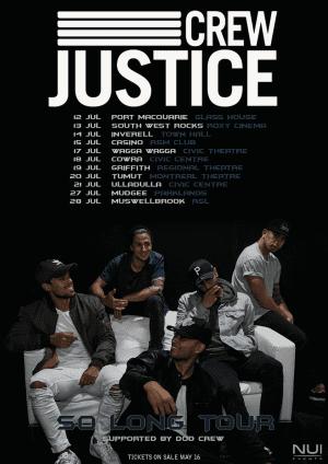 Justice Crew 2018