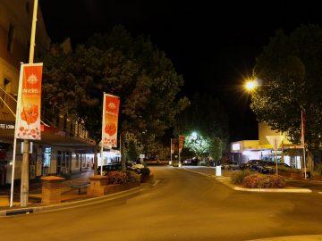 Street Flags - Byron Street