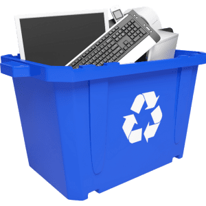 Whitegoods and e-waste collection