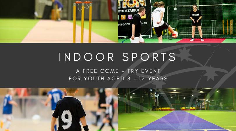 Indoor Sports Day For Youth