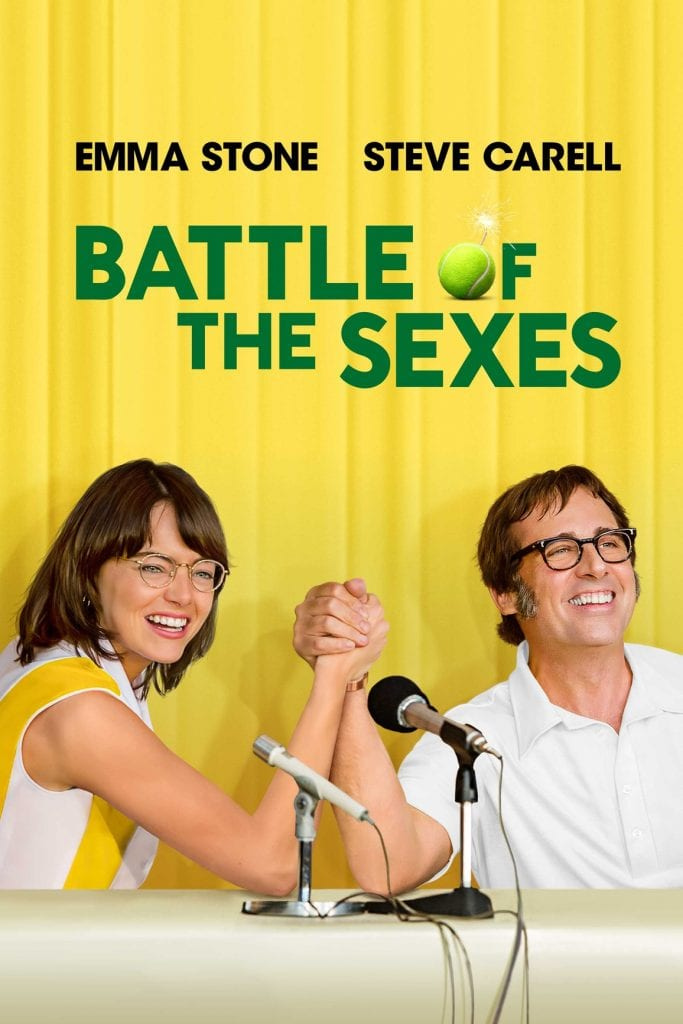 Movie Screening at the Library: Battle of the Sexes (PG) - 15th April 2019, 2pm & 16th April 2019, 10:30am