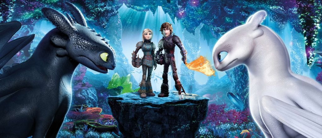 Movie Screening at the Library - How to train your dragon - Hidden World - 26th April 2019, 10am - Inverell Library