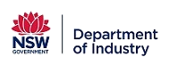 NSW Government Department of Industry Logo