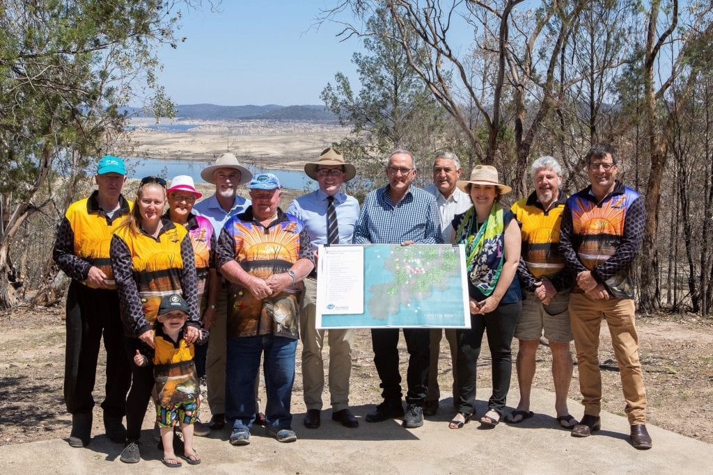 Copeton Northern Foreshores Funding