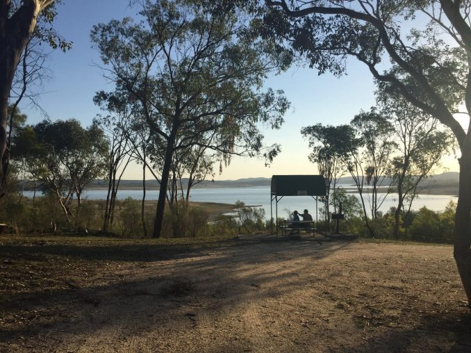 Project – Copeton Northern Foreshores Upgrade 2020-2021