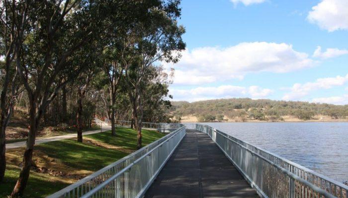 Lake Inverell Upgrade - Boardwalk
